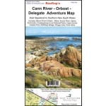 Rooftops Cann River - Orbost Delegate Adventure Map (Min Order Qty 1)
