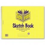 Spirax 579B Sketch Book  272x360mm 48 Leaf (Min Order Qty 2)