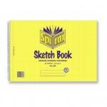 Spirax 534 Sketch Book A4 20 Leaf (Min order Qty 2)