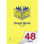 Spirax P130 Grid Book A4 10mm 48page (Min order Qty 5)
