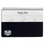 Spirax  Multi Pad A5 100 page (Minimum order: 2)