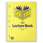 Spirax 906 Lecture Book A4 140 page (Min order: 5)