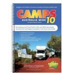 Camps Australia Wide #10 Spiral Bound (Min Order Qty 1)
