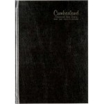Cumberland Casebound Financial Year Diary 2020/2021 A5 Week to View Black (Min Order Qty 1)