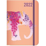Cumberland Hampton 2022 A5 Week to View Diary Elephant (Min Order Qty 2) ***Available August 2021***