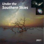 Under the Southern Skies 2021 Square Wall Calendar (Min Order Qty 5)