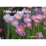Flora of Australia 2021  Wall Calendar (Min Order Qty 5)
