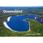 Queensland 2021 Wall Calendar (Min Order Qty 5)