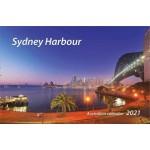 Sydney Harbour 2021 Desktop Calendar (Min Order Qty 5)