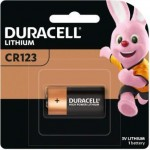 Duracell Lithium 123 1 Pack (Min Order Qty 2)