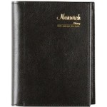 Cumberland Norwich 2021 A6 Day to Page Diary Black (Min Order Qty 5) ***Available August 2020***