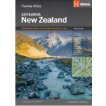 New Zealand Handy Atlas 6th Edition (Min Order Qty 1)