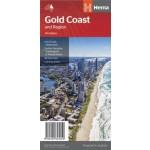 Hema Gold Coast & Region City Map #9 (Min Order Qty 2)