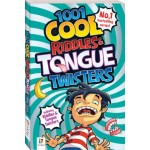 1001 Cool Riddles & Tongue Twisters (Min Order Qty 2)
