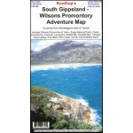 Rooftops South Gippsland - Wilsons Promontory Map (Min Order Qty 1)