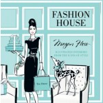 Fashion House : Megan Hess (Min Order Qty 2)