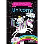 Scratch Art Unicorns (Min Order Qty 2)