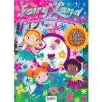 Puffy Sticker Liquid Fairy Land (Min Order Qty 2)