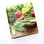 Cumberland Recipe Book 6 Ring 100 Page  Binder 170mm x 200mm (Min Order Qty 2)