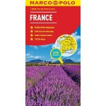 Marco Polo France Map (Min Order Qty 1)