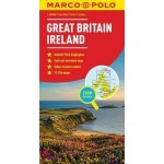 Marco Polo Great Britain & Ireland Map (Min Order Qty 1)