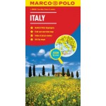Marco Polo Italy Map (Min Order Qty 1)