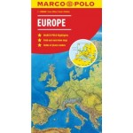 Marco Polo Europe Map (Min Order Qty 1)