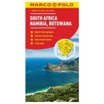 Marco Polo South Africa, Namibia & Botswana Map (Min Order Qty 1)