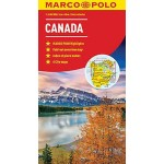 Marco Polo Canada Map (Min Order Qty 1)