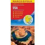 Marco Polo USA Map (Min Order Qty 1)