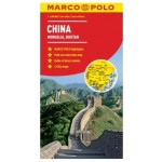 Marco Polo China Map (Min Order Qty 1)