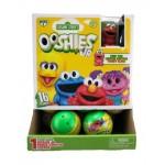 Ooshies Junior Sesame Street  Display of 45 (Min Order Qty 1)