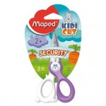Scissors Safety Kidi Cut 12cm Maped
