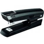 Maped Essentials Half Strip Stapler Black (Min Order Qty 2)