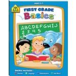 School Zone First Grade Basics (Min Order Qty 2)