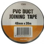 Silver PVC Duct Joining Tape 48mm x 30m (Min order Qty 2)