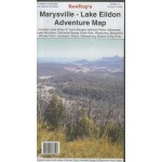 Rooftops Marysville - Lake Eildon Map Adventure Map (Min Order Qty 1)