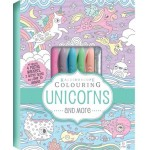 Kaleidoscope Colouring Kit Unicorns, Narwhals and More... (Min Order Qty 2)