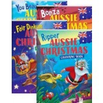 Aussie Christmas Colouring Assortment 1 Pack of 12 (Min Order Qty 1)