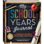My School Years Journal (Min Order Qty 1)