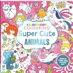 ***Coming September*** Kaleidoscope Colouring: Super Cute Animals (Min Order Qty: 2)