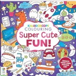 ***Coming September*** Kaleidoscope Colouring: Super Cute Fun (Min Order Qty: 2)