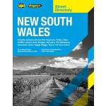 New South Wales Street Directory 20th ed  (Min Order Qty 1)