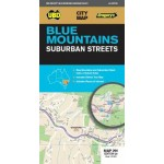 UBD/Gregorys Blue Mountains Suburban Streets 290 Map #20 (Min Order Qty 2)