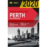 Perth & Surrounds 2020 Street Directory #62 UBD/Gregory's (Min Order Qty 1)