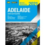 Adelaide Street Directory 2021 59th ed  (Min Order Qty 1)