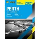 Perth Street Directory 2021 63rd ed  (Min Order Qty 1)