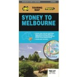 PRE-ORDER ÚBD/Gregory's Sydney to Melbourne Map 245 8th Ed ***Coming August 2021***