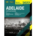 Adelaide Street Directory 2022 Edition 60 (Min Order Qty 1)