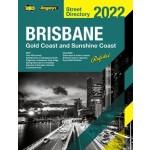 Brisbane Refidex Street Directory 2022 Edition 66 (Min Order Qty 1)